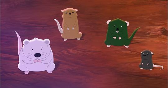 太空熊猫历险记动画片百度云下载剧照