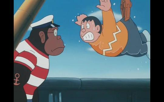 哆啦A梦:大雄与惑星之谜动画片百度云下载剧照